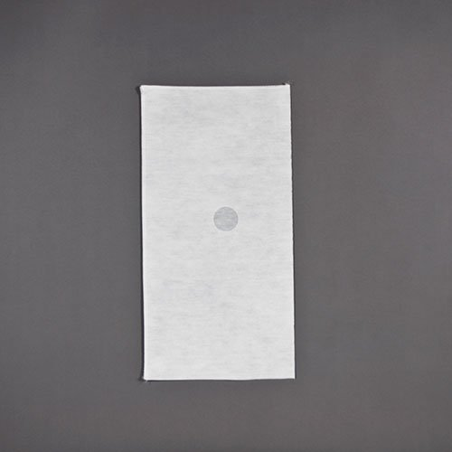 Royal Non-Woven Filter Envelopes with 1-5/8'' Hole, 13.75'' x 20,75'', Package of 100