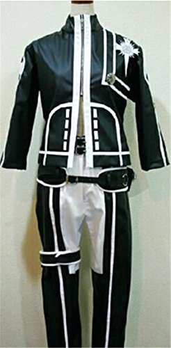 [Vicwin-One D.Gray-man Lavi 2nd Cosplay Costume] (Lavi D Gray Man Cosplay Costume)