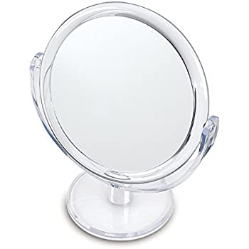 Amazon Com Danielle Two Sided Makeup Mirror 12x