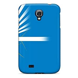 Galaxy S4 Fct3155xmZv Denver Nuggets Tpu Silicone Gel Case Cover. Fits Galaxy S4
