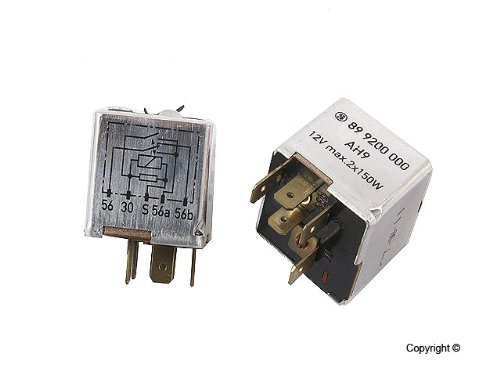 Genuine Headlight Dimmer Relay 1025AMZ3240