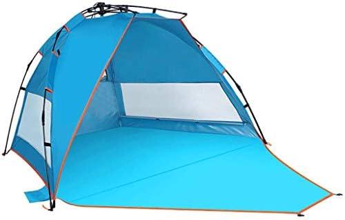 Camping Tent, Helemaal open strand account Gratis build snelheid Outdoor Tent Open Kamperen Tent Vissen Wandelen Beach WKY