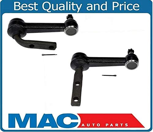 (Mac Auto Parts 18489 Astro Safari Van 2 WD Idler Arms L & R)