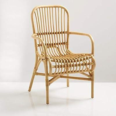 La Redoute Interieurs silla de caña de ratán, Malu: Amazon.es: Hogar