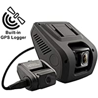 Rexing V1LG Dual Channel FHD 1080p Car Dash Cam with Recorder