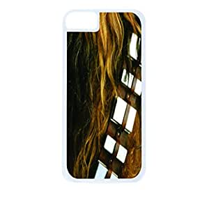 Chewbacca Hard White Plastic Snap - On Case-Apple Iphone 6 Only - Great Quality! by lolosakes