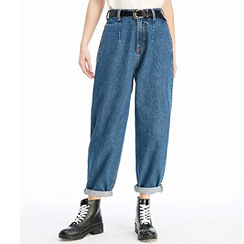 Cowboy Sottili Jeans Grandi M L Mvguihzpo Donna Comodi Nuovi Jeans Blu OqSqw0