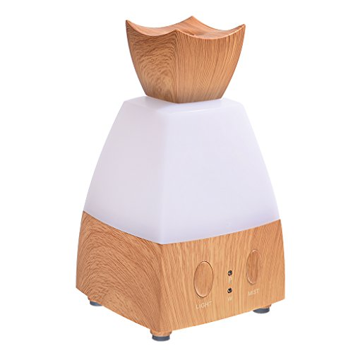MagiDeal Essential Ultrasonic Whisper Quiet Humidifier