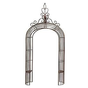 Design Toscano The Princess' Metal Garden Arch