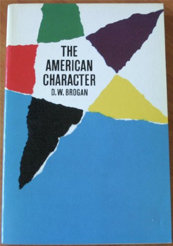 The American character, (Time reading program special edition)