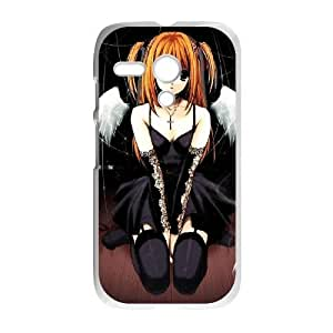 Motorola G phone cases White Death Note fashion cell phone cases YRTE0208523