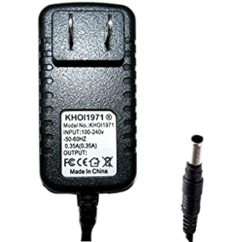 Charger AC adapter for CYCLOPS 18 Million Candle Light Power spotlight