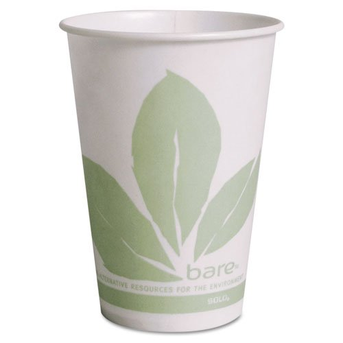 - SLOR10NBBBB - Solo Treated Paper Cold Cups