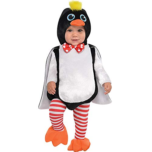 Baby Waddles The Penguin Costume - 6-12 Months -