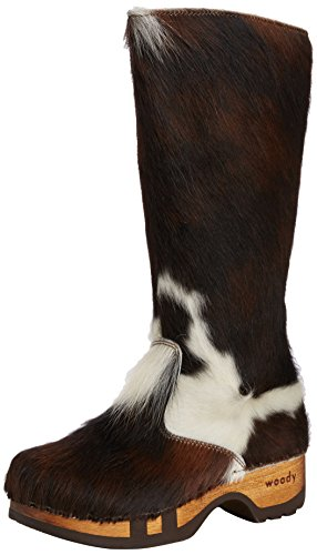 Damen Belinda Belinda Woody Stiefel Damen Langschaft Stiefel Woody Woody Langschaft xw0fAax1q