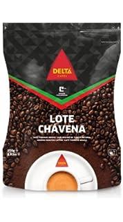 Delta tostado café molido para bolsa prensa francesa 250 g