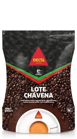 Delta tostado café molido para bolsa prensa francesa 250 g: Amazon ...