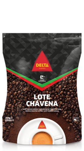 Delta Coarse Ground Coffee for Bag French Press 250g