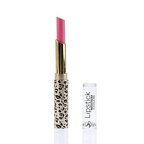 Lipsticks Set, 12 Colors 24pcs Leopard Moisturizing Matte Lipstick Waterproof Long Lasting