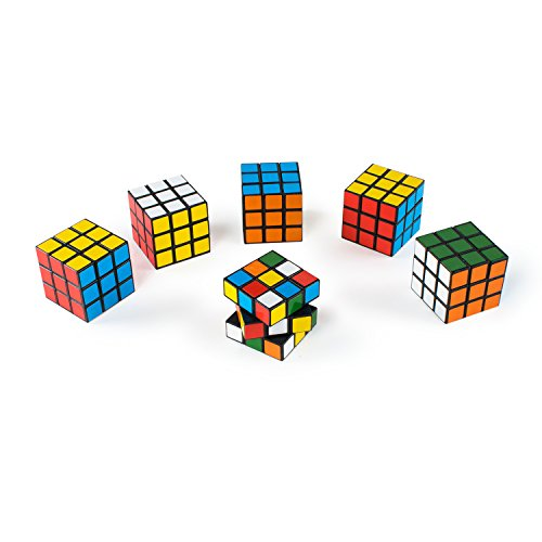 Mini Color 3x3 Cube Puzzle Game Toy for Party Favors