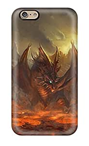 Dixie Delling Meier's Shop Best 5336006K94913905 New Tpu Hard Case Premium Iphone 6 Skin Case Cover(dragon's Lair)