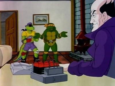 Michelangelo Meets Mondo Gecko