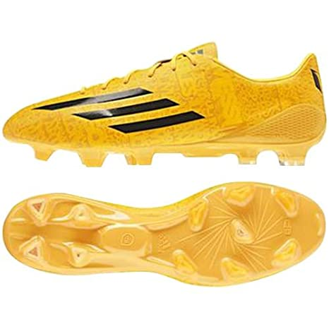 adidas f50 messi gialle