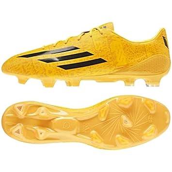 buy online 37c7d 36e90 Adidas F50 Adizero FG Messi Oro UK 8,542 23 Amazon.es Deportes y aire  libre