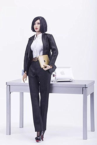 Amazon Com Zytoys 1 6 Business Suit Shoes Pants With Belt Women S