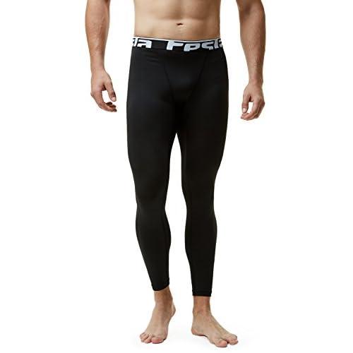 9ea38df5be delicate Tesla Men's Thermal Wintergear Compression Baselayer Pants  Leggings Tights YUP21/YUP33/YUC32/