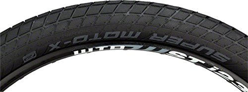 Schwalbe Super Moto-X Tire 27.5 x 2.8 Wire Bead Black with SnakeSkin sidewalls