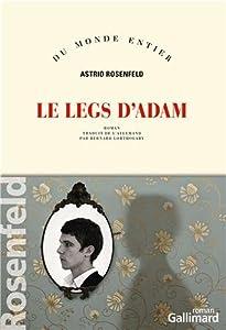"""Afficher """"Le legs d'Adam"""""""