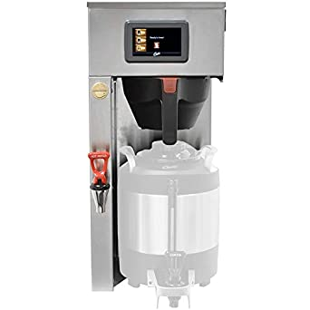 26a4c5311 Amazon.com: Wilbur Curtis G4 ThermoPro 1.0 Gallon Single Coffee Brewer  Commercial Coffee Brewer - G4TP1S63A3100 (Each): Industrial & Scientific