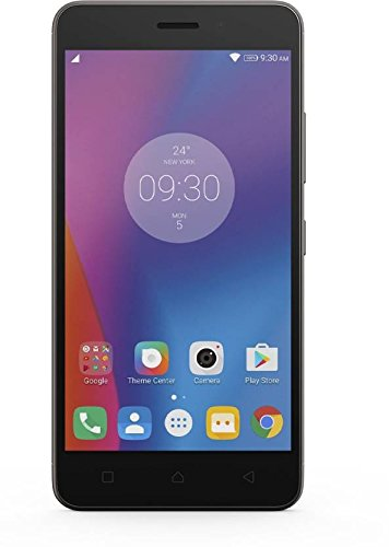 Lenovo K6 Power  Grey  Smartphones
