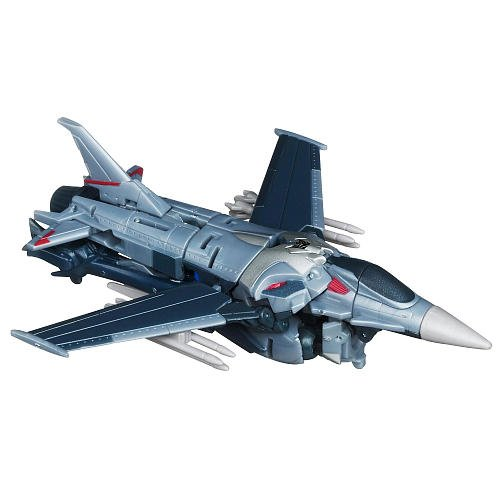 Transformers Prime, Deluxe Class, Starscream (First Edition) (First Transformer)
