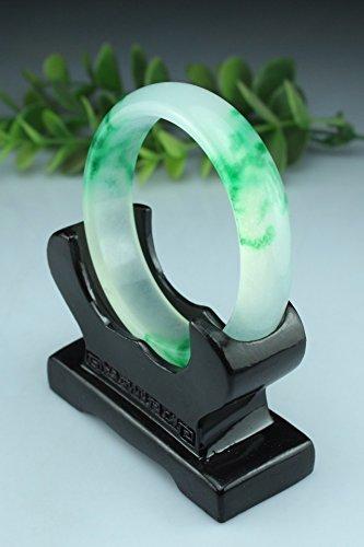 Natural Emerald Jade Bracelets F...