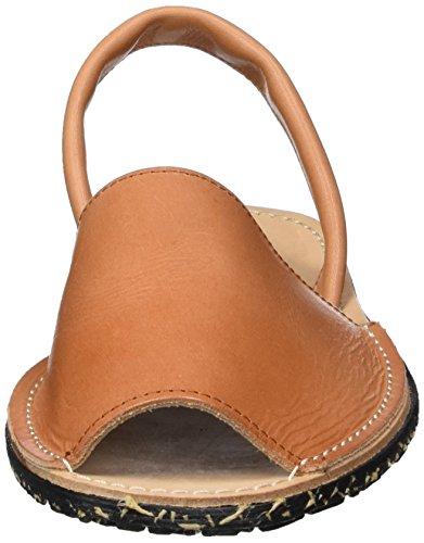 Shoe The Bear Vega, Sandalias con Cuña para Mujer, Marrón (220 Tan), 37 EU