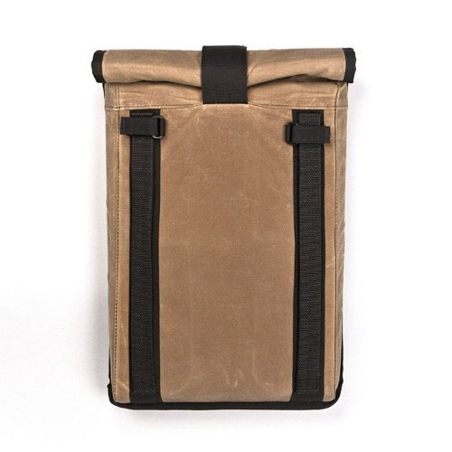 Arkiv Modular Knapsack, Laptop Case, Waxed Canvas