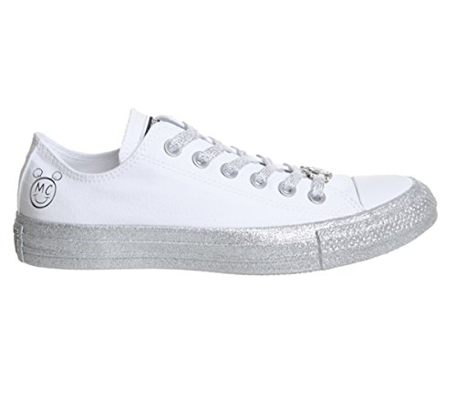 3072788945 Converse Womens x Miley Cyrus Chuck Taylor All Star Lo Sneaker ...