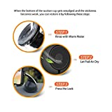 Car Phone Holder, Washable Strong Sticky Gel Pad