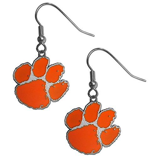 NCAA Clemson Tigers Dangle Earrings ()