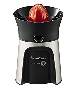 Moulinex PC603D27 Vitapress Direct Serve Citrus Press Juicer, 100W: Amazon.es: Hogar
