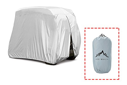 Himal golf cart cover pouch