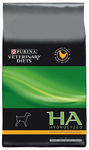 Purina Veterinary Diets Canine HA Chicken Flavor Dry Dog Food 16.5 lb
