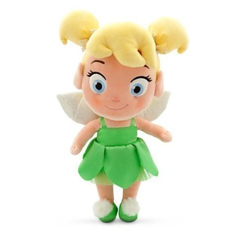 Izzy And Cubby Costumes (Disney Toddler Tinker Bell Plush)