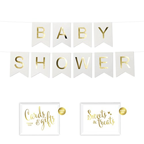 Baby Shower Signs Amazon