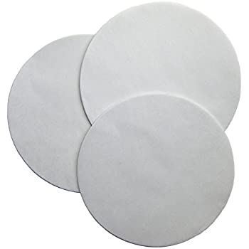 Regency Parchment Paper Liners for Round Cake Pans 9 inch diameter, 24 pack