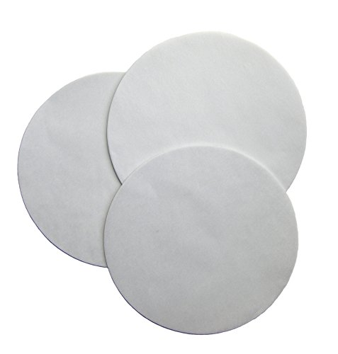 Regency Parchment Paper Liners for Round Cake Pans 9 inch diameter, 24 pack (Best Cheesecake In Philly)