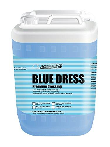 Nanoskin (NA-BDS640) Blue Dress Premium Dressing - 5 Gallon