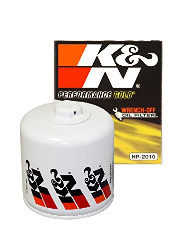 K&N HP-2010 Performance Wrench-Off Oil Filter (2012 Dodge Charger Oil Filter)